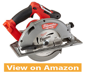 Milwaukee 2731-20 M18 Fuel 7-1-4 inches Circular Saw Bare
