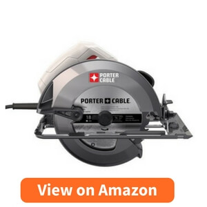 PORTER-CABLE PC15TCS 15 Amp Heavy-Duty Circular Saw