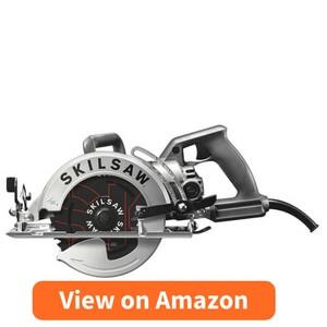 SKILSAW SPT77W-01 15-Amp 7-14-Inch Aluminum Worm Drive Circular Saw